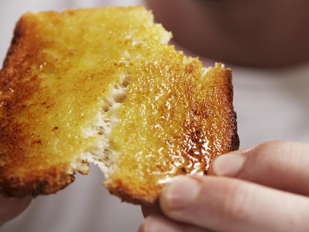 Toast by Alexandra Englehart